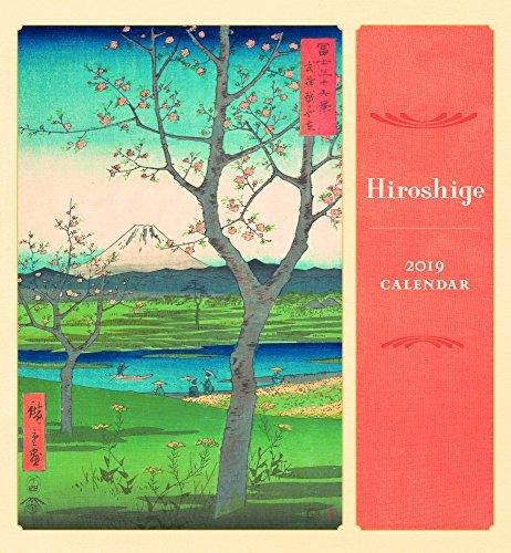 Hiroshige 2019 Wall Calendar