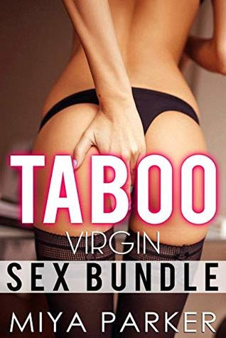 Taboo Virgin Sex Bundle: Dirty Rough Collection