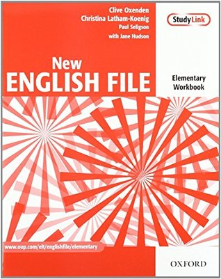 New English File Elementary. Student Book & Workbook with key + Multi-ROM