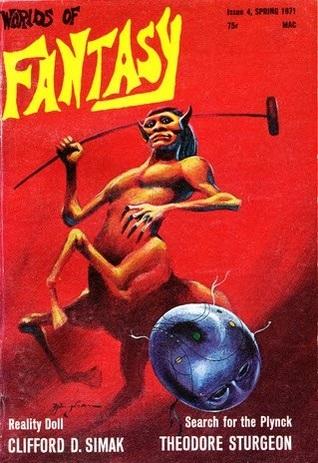 Worlds of Fantasy #4, Spring 1971