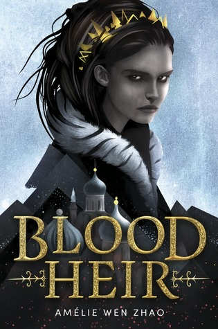Image result for the blood heir