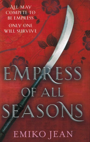 Image result for empress of seasons red cover