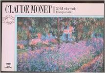 Claude Monet: 30 Full-Color Cards to Keep or Send