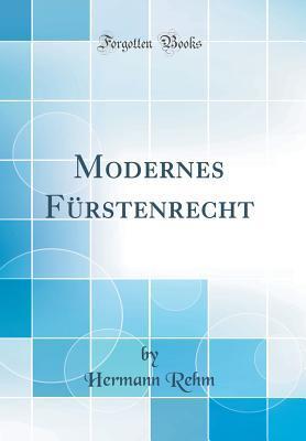 Modernes F�rstenrecht