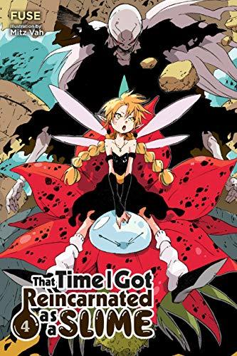 That Time I Got Reincarnated as a Slime, Vol. 4 (That Time I Got Reincarnated as a Slime #4)