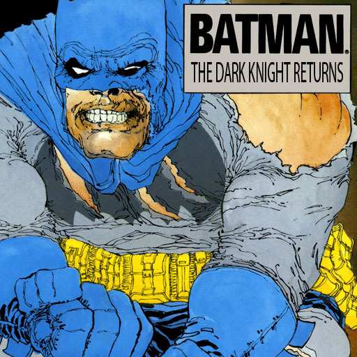 Batman: The Dark Knight Returns (Collections) (3 Book Series)
