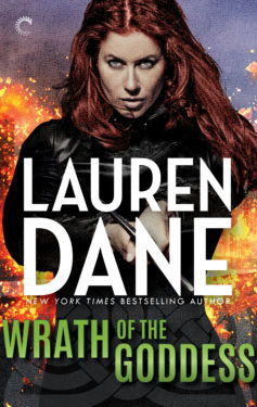 Wrath of the Goddess (Goddess with a Blade #5)