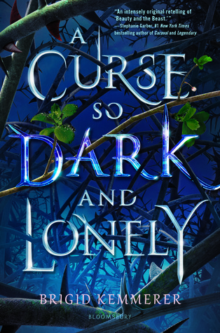A Curse So Dark and Lonely (A Curse So Dark and Lonely #1)