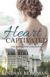 Heart Captivated (The Royals of Coradova, #2)
