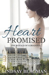 Heart Promised (The Royals of Coradova, #3)