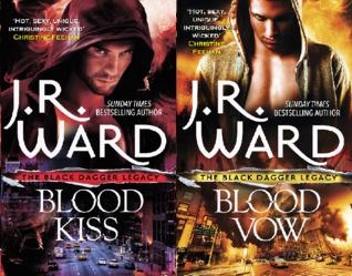 Black Dagger Legacy (2 Book Series)