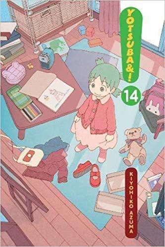 ¡Yotsuba! Vol. 14 (Yotsuba&! #14)