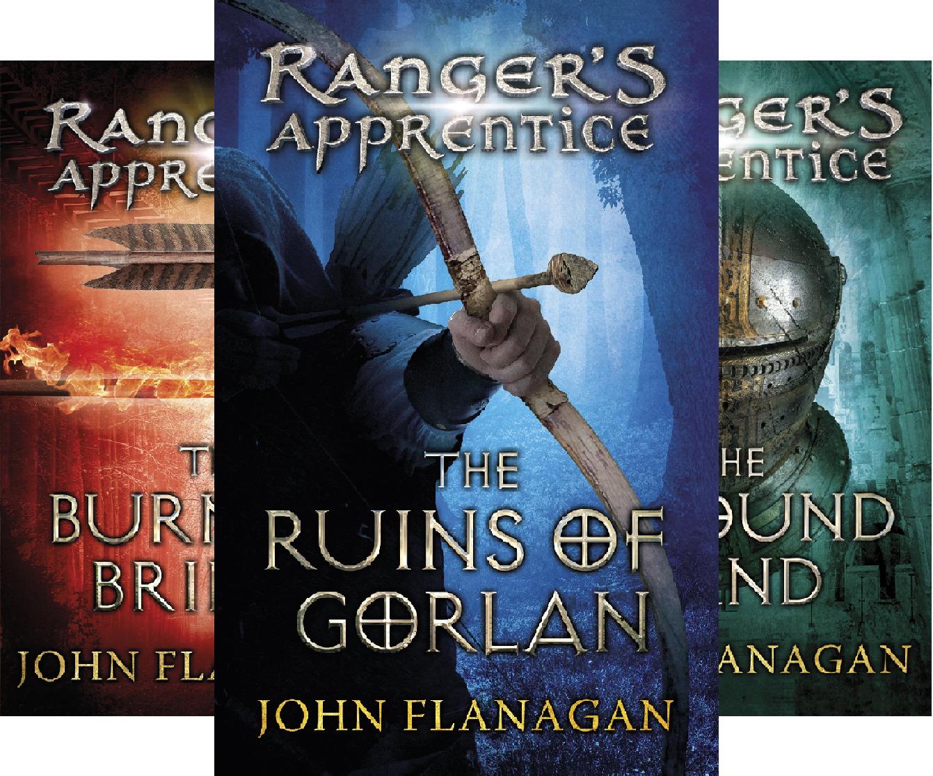 Ranger's Apprentice (12 Book Series)