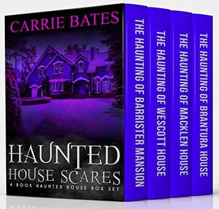 Haunted House Scares: 4 Book Haunted House Box Set