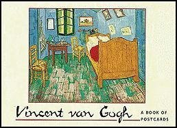 Vincent Van Gogh Book of Postcards A971: Postcard Book