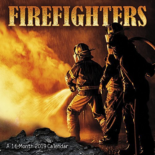 2019 Firefighters Wall Calendar