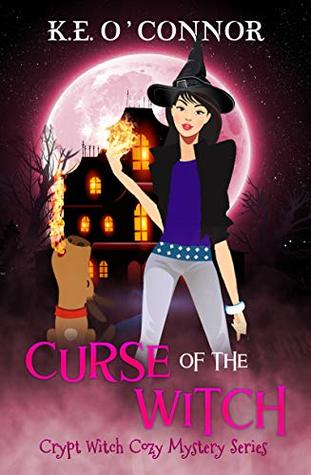 Curse of the Witch (Crypt Witch #4)