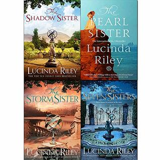 Seven sisters series lucinda riley 4 books collection set