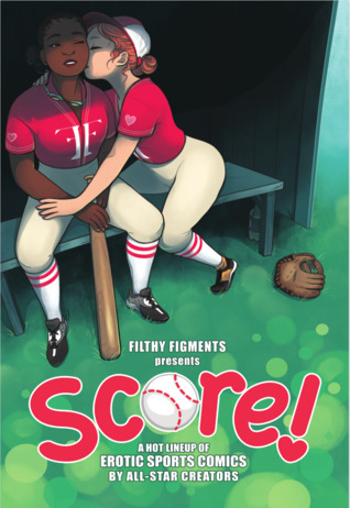 SCORE! - A Hot Line-up of Erotic Sports Comics