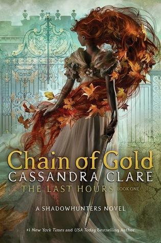 Resultado de imagen de chain of gold cassandra clare