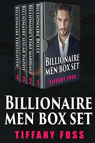 The Billionaire Men Box Set