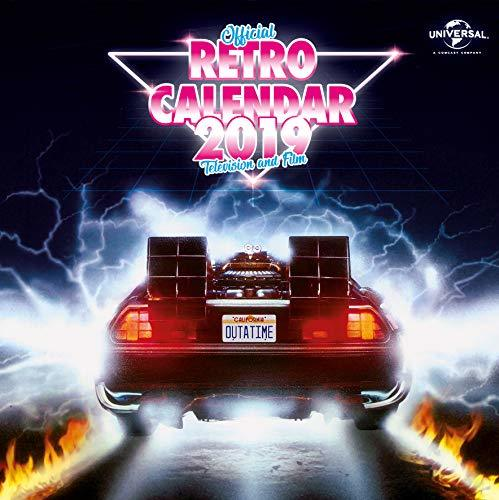Universal Classic Movie Posters Official 2019 Calendar - Square Wall Calendar Format