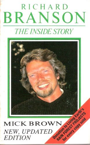Richard Branson the Inside Story Use **2164**