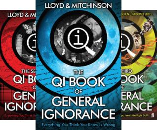 Qi - Book of General Ignorance (3 Book Series)