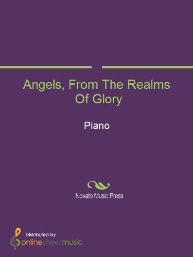 Angels, From The Realms Of Glory