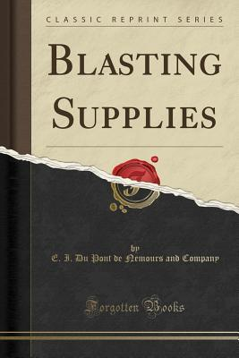 Blasting Supplies
