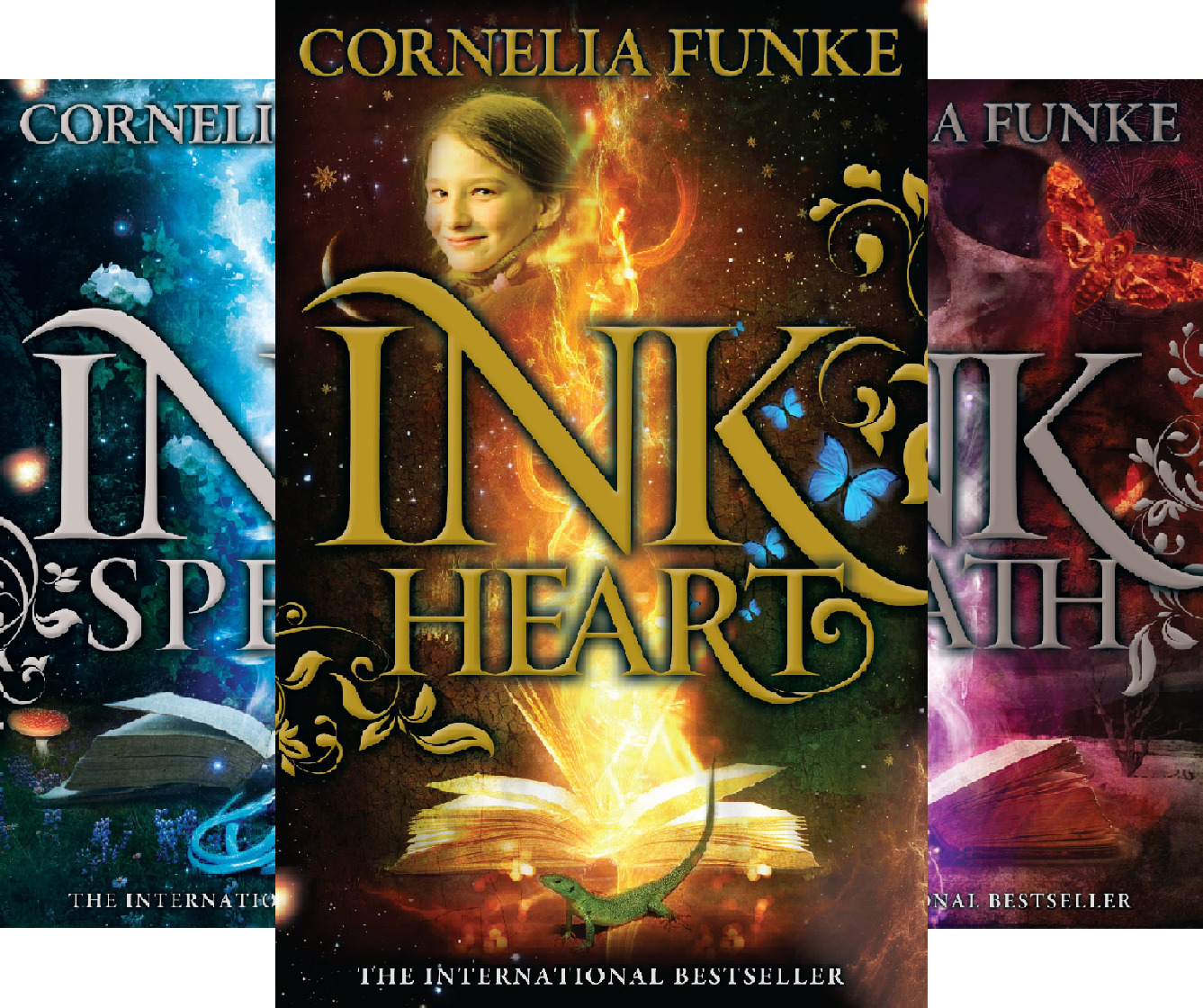 Inkheart Trilogy (3 Book Series)