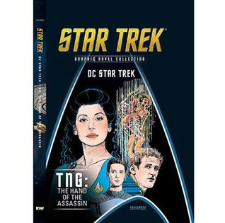 DC Star Trek: TNG: The Hand of the Assassin (Star Trek Graphic Novel Collection, #50)