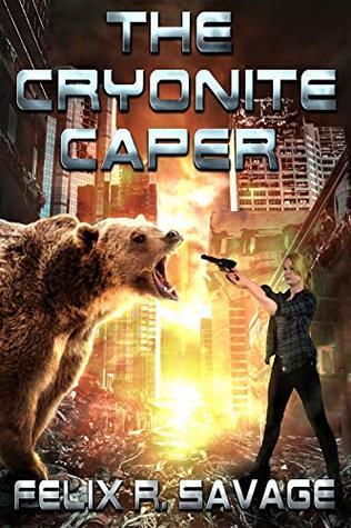 The Cryonite Caper (A Cauldron of Stars Book 0)
