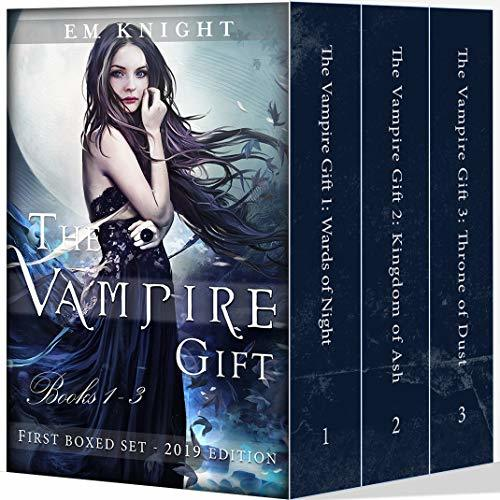 The Vampire Gift: Complete First Box Set (Books 1-3)
