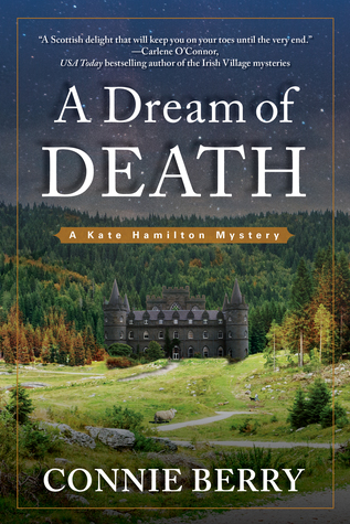 A Dream of Death (Kate Hamilton Mysteries #1)