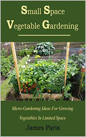 Small Space Vegetable Gardening: Micro Gardening Ideas For Growing  Vegetables In Limited Space By James Paris