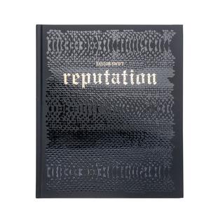 Limited Edition Hardback reputation Book