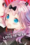 Kaguya-sama: Love Is War, Vol. 8