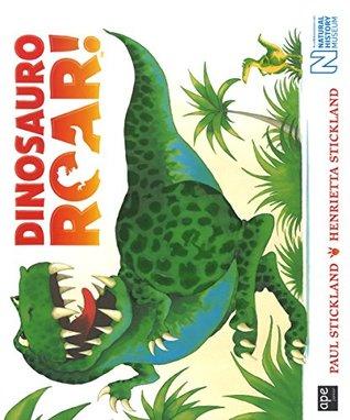 Dinosauri roar!