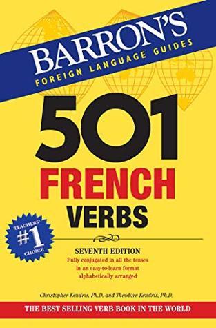 501 French Verbs (501 Verbs Series)