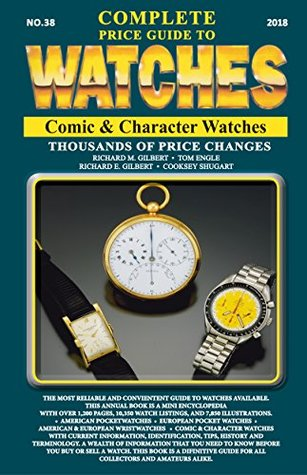 The Complete Price Guide to Watches: Comic & Character Watches
