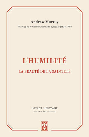 L'humilité by Andrew Murray