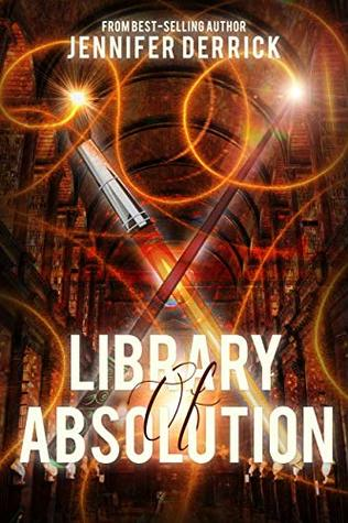 Library of Absolution by Jennifer Derrick