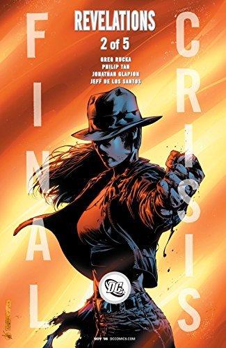 Final Crisis: Revelations (2008-2009) #2 (Final Crisis: Revelations (2008-2009) Vol. 1)