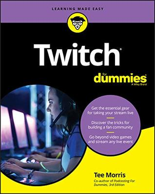 Twitch For Dummies (For Dummies