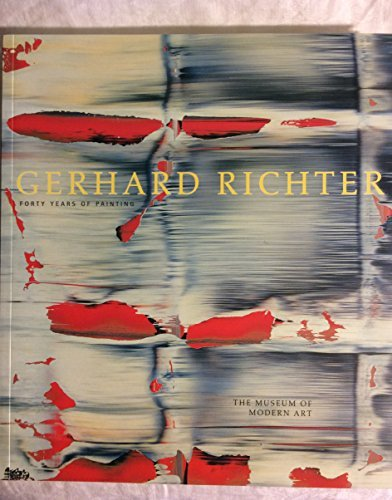 Gerhard Richter: Forty Years of Paintings