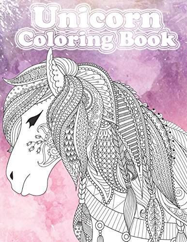Unicorn Coloring Book: Featuring Various 30+ Magic Beautiful Animals: Sloth Giraffe Cat Dog Elephant Alpaca Turtle Monkey Bee Pig Penguin Owl Shark ... Adult Or Kids (Large, 8.5 x 11) (Volume 1)