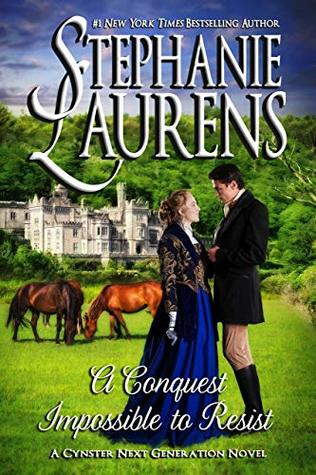 A Conquest Impossible to Resist by Stephanie Laurens