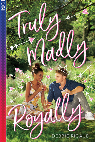 Truly Madly Royally (Point Paperbacks)