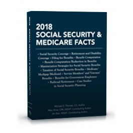 2018 Social Security Medicare Facts